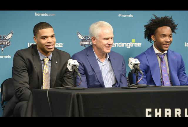 Three Questions For The Hornets Heading Into Thursday's NBA Draft