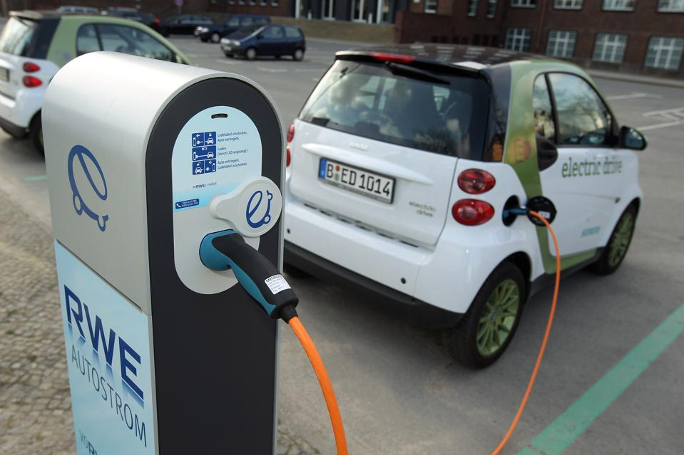 RWE Electric Car Pilot Project
