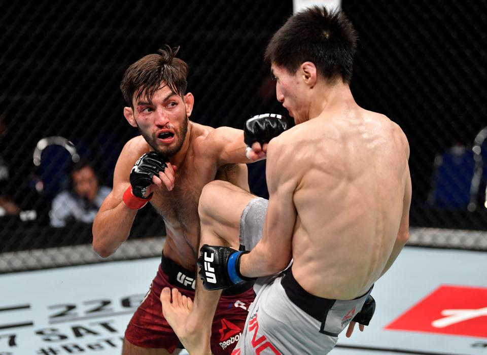 UFC Fight Night: Schnell v Inoue