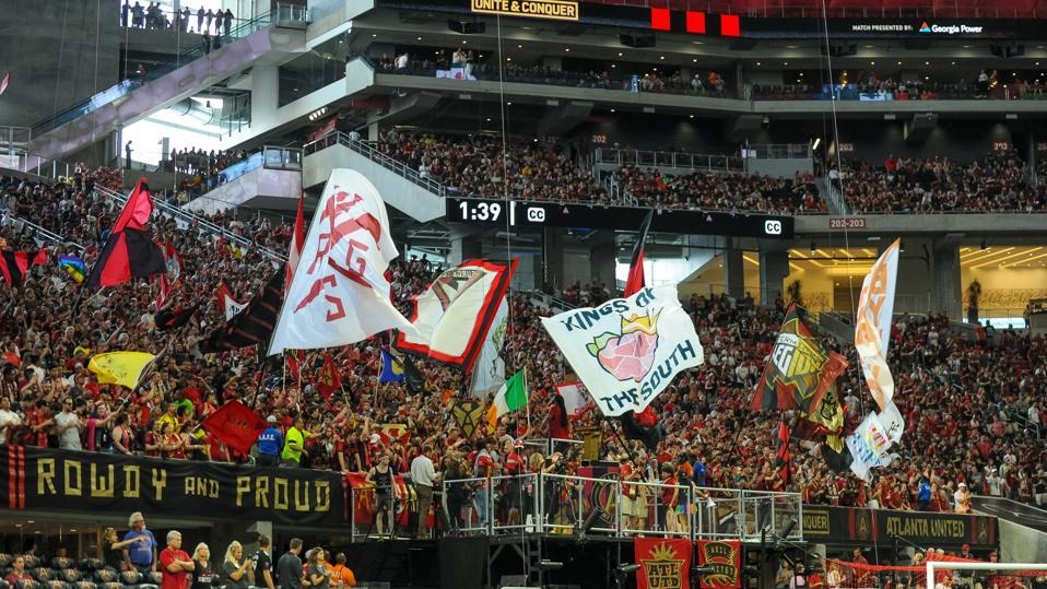 MLS values, Atlanta United, Major League Soccer, LAFC, LA Galaxy