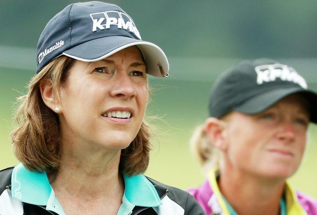 Gender Norms Handicap Women Leaders, Says KPMG Report. Could Their Golfing Project Help Change Things?