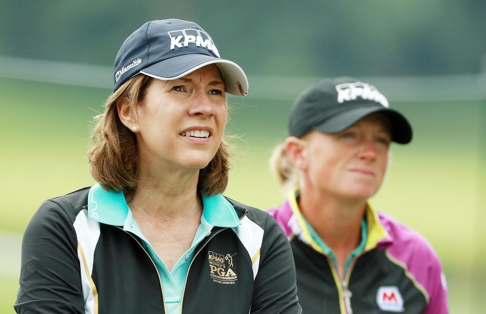 KPMG Women's PGA Championship - Preview Day 2