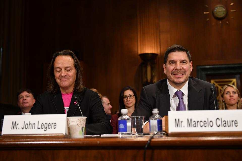 T-Mobile And Sprint Begin Court Battle To Defend $26 Billion Merger