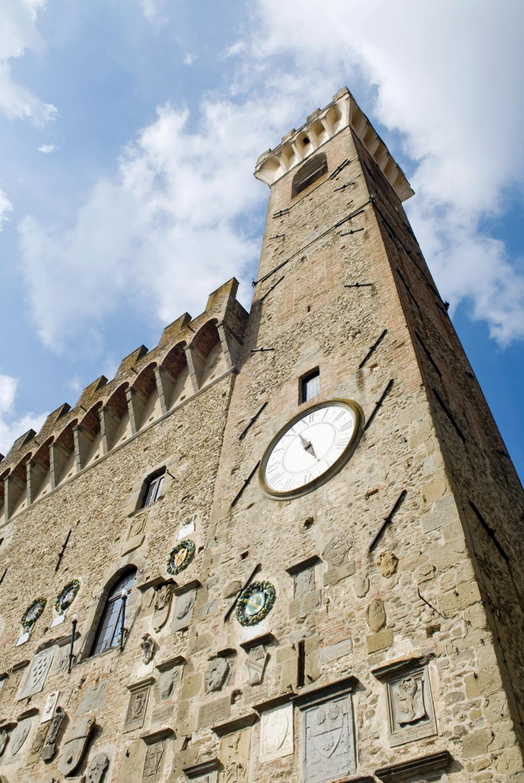 Palazzo dei Vicari, Scarperia, Florence, Tuscany, Italy, Europe