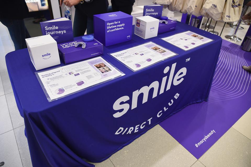 RHONY Star Sonja Morgan And Macy's Celebrate The Launch Of SmileDirectClub's Smile Kit