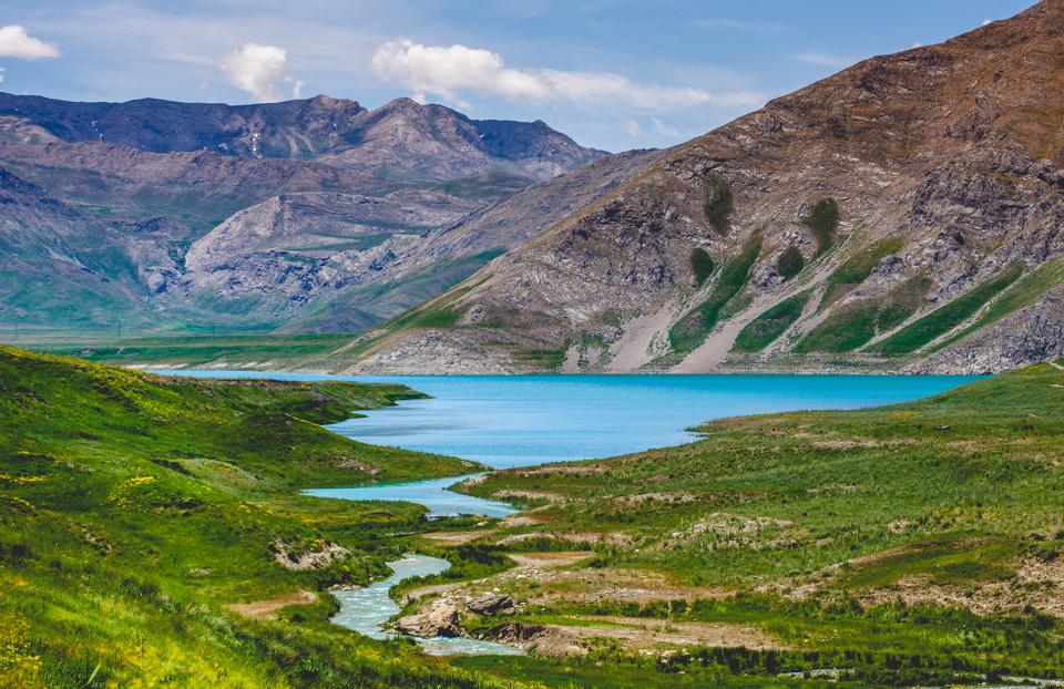 Lar National Park in Iran