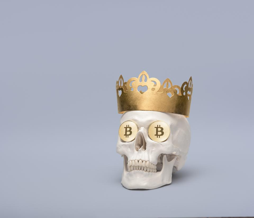 Bitcoin is the king