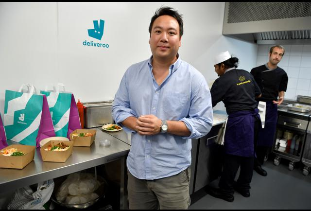 Amazon Leads $575 Million Investment Into Food Delivery Startup Deliveroo