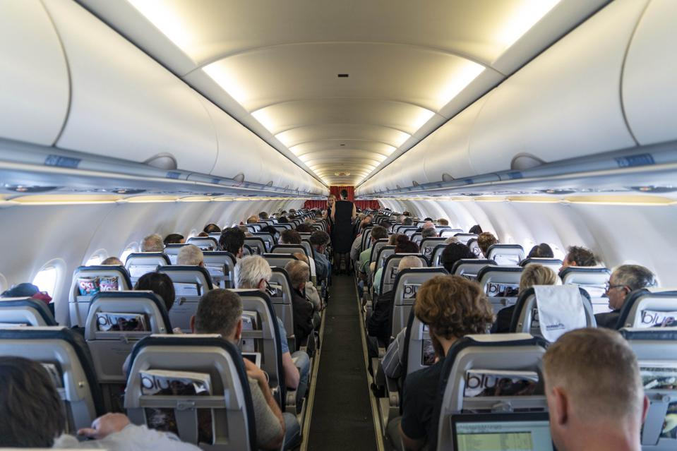 How To Avoid The Middle Seat On A Plane
