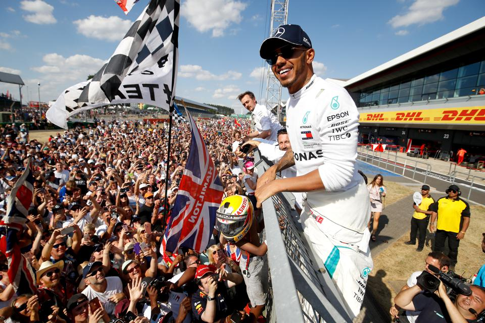 Why The UK's Quarantine Law Doesn't Put The Brakes On F1's British Grand Prix