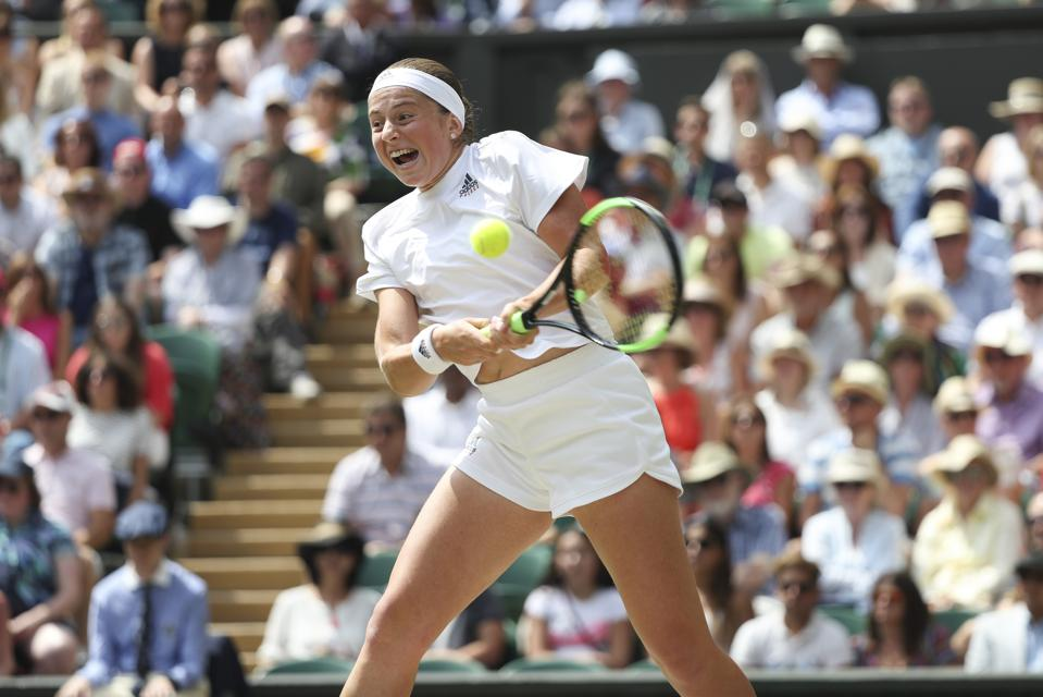 2018 The Wimbledon Tennis Championships Day 10 Jul 12th