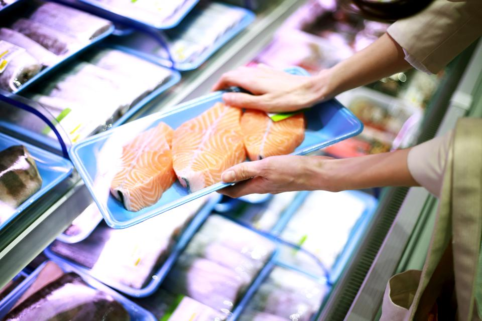 New consumer research testing what to call fish grown from cells recommends ″cell-based″