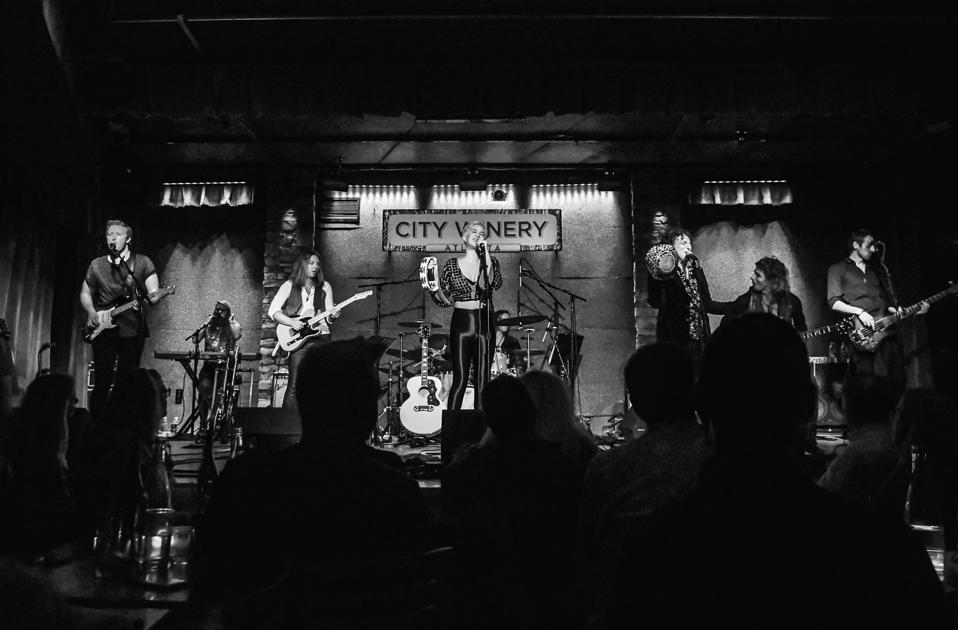 Maggie Rose Performs at City Winery Atlanta