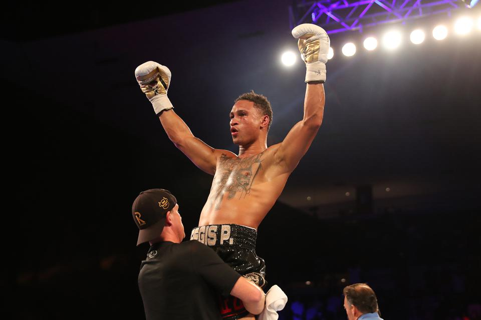 Regis Prograis On The Josh Taylor Fight And Why He Kept A $1 Paycheck