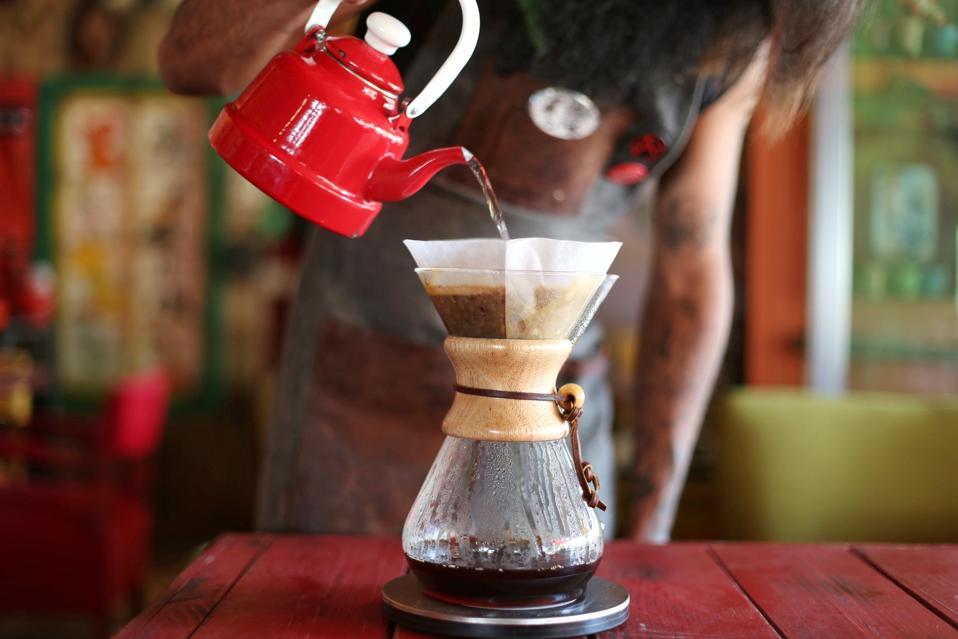 Coffee Review: French Press vs. Chemex