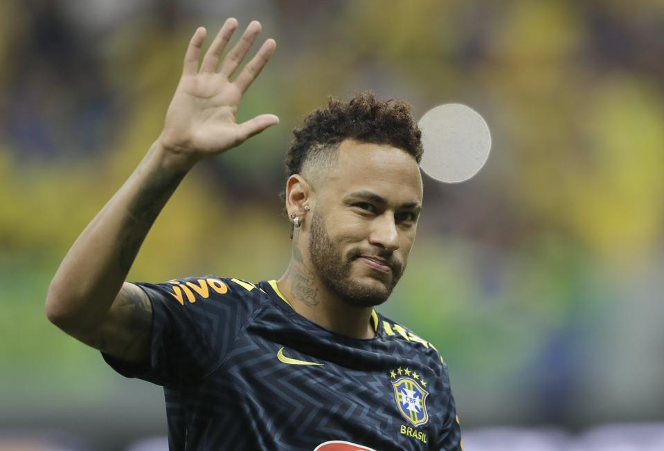 Brazil Qatar Soccer