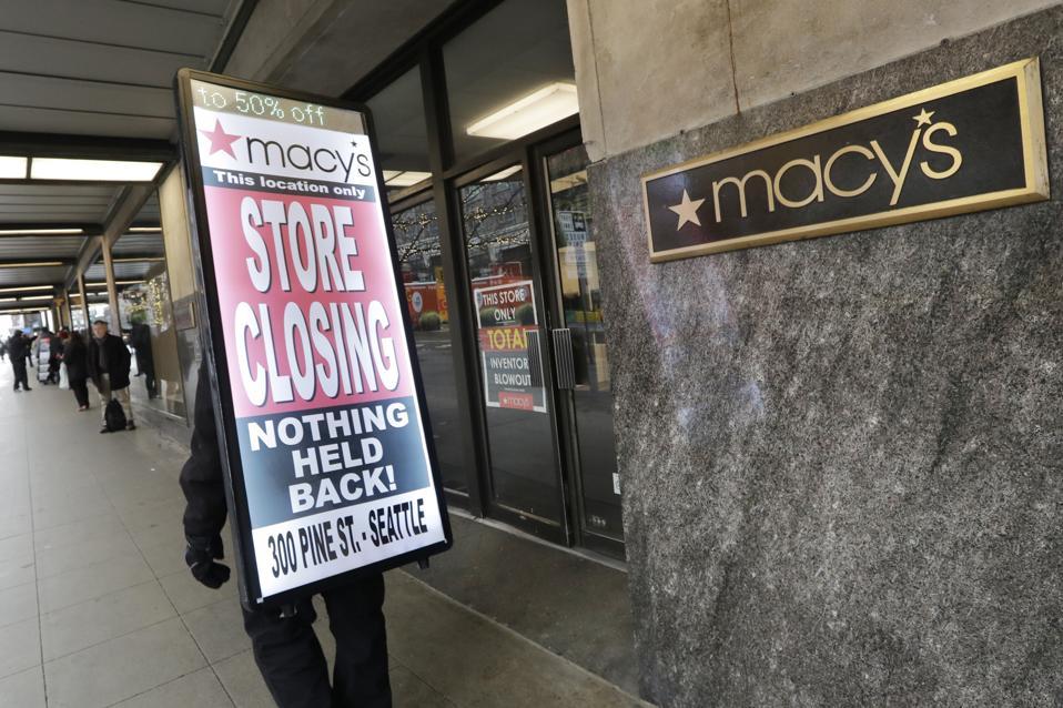 Macys Closing