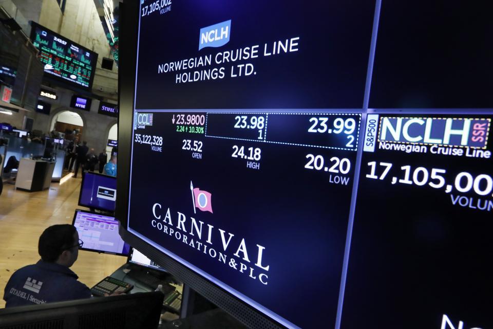 Financial Markets Wall Street Virus Outbreak