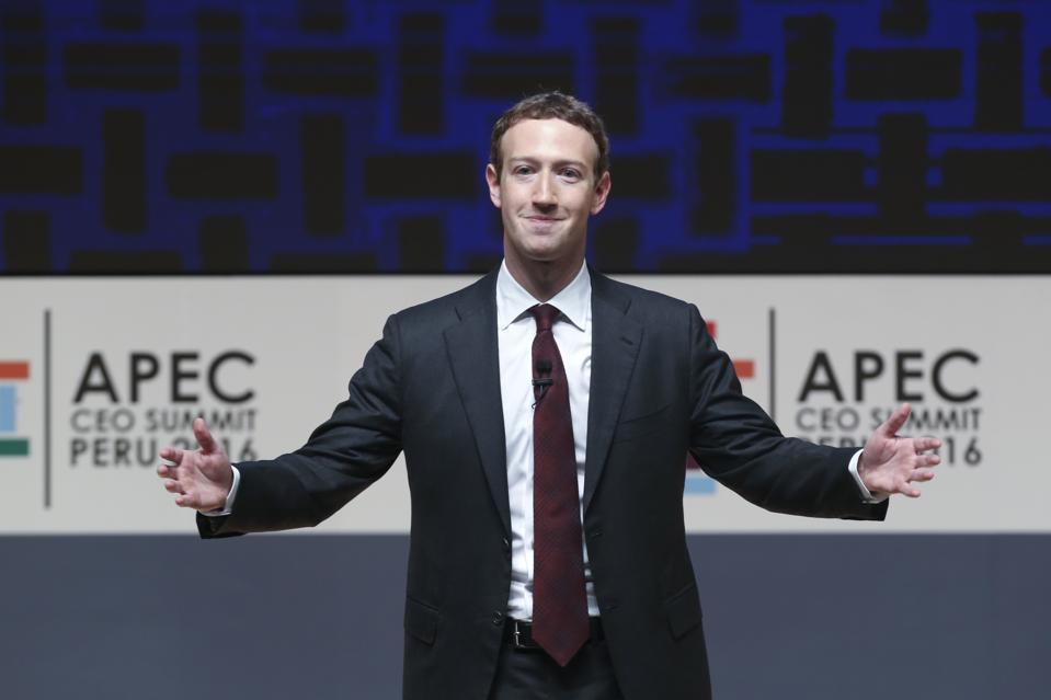 Mark Zuckerberg's Net Worth Jumps $5 Billion In First Weeks Of 2017