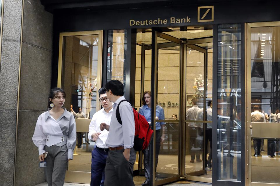 New York Deutsche Bank