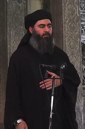 Abu bakr al baghdadi - 1 2