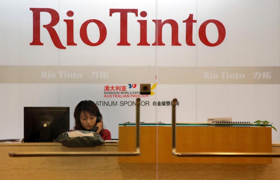 China Rio Tinto
