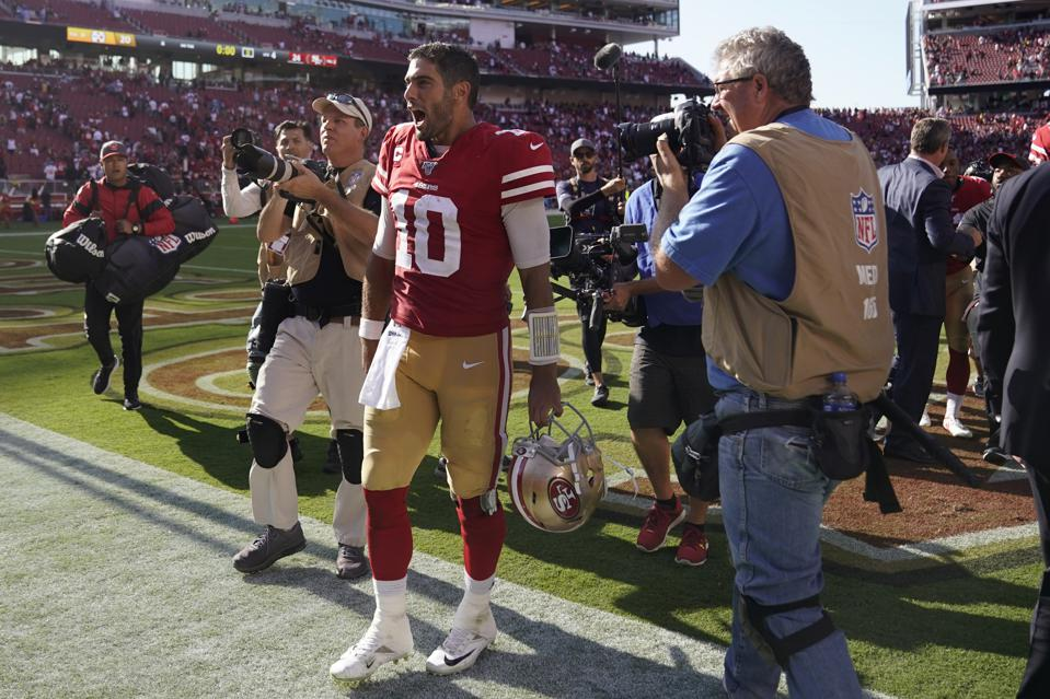 NFL Week 3: 49ers Win Mistake-Filled Game Against Steelers, Move To 3-0