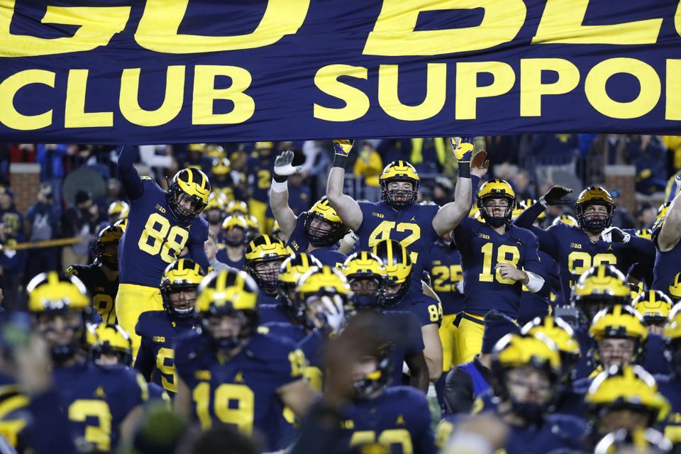Wisconsin Michigan Football