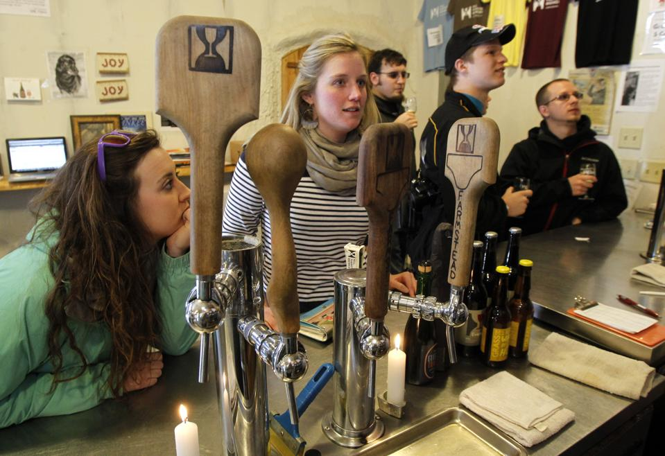 The Road Map To The Top 15 Craft Breweries