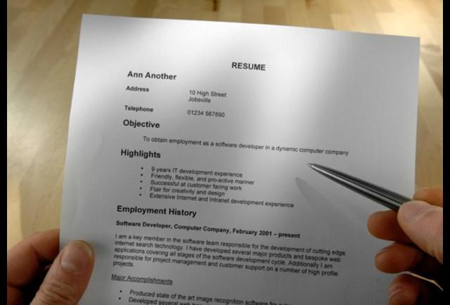 what to include on your resume and what you can ditch