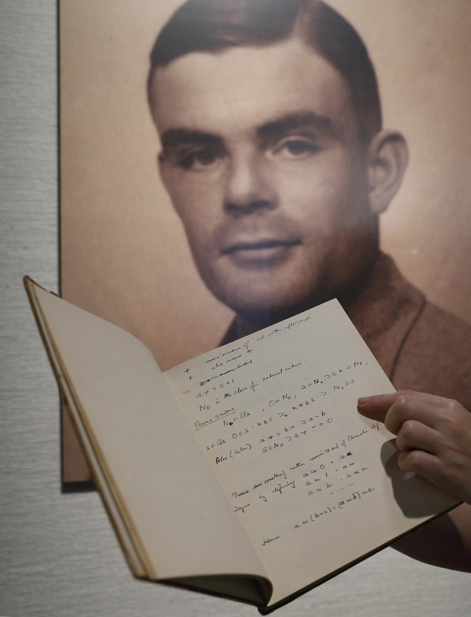 Alan Turing Predicts Machine Learning And The Impact Of Artificial Intelligence On Jobs