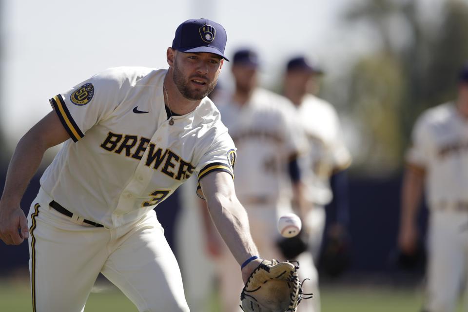 Brewers Spring Baseball