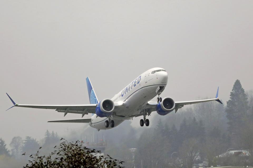 Boeing Plane FAA Congress