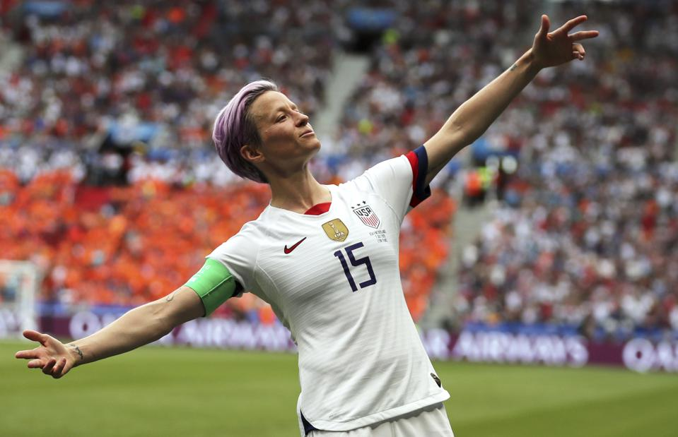 Megan Rapinoe Says She Was Told 'Women Do Not Deserve To Be Paid Equally' In USWNT Deposition