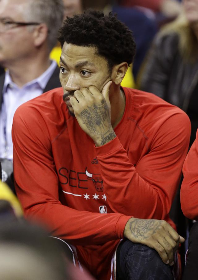 Derrick Rose Allegations Are Only Hurting Former MVP's Already Shaky Legacy
