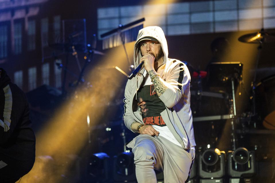 Eminem's 'Music To Be Murdered By' On Track For Historic No. 1 Debut