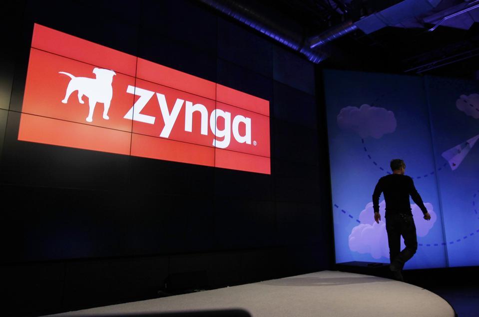 Earns Zynga