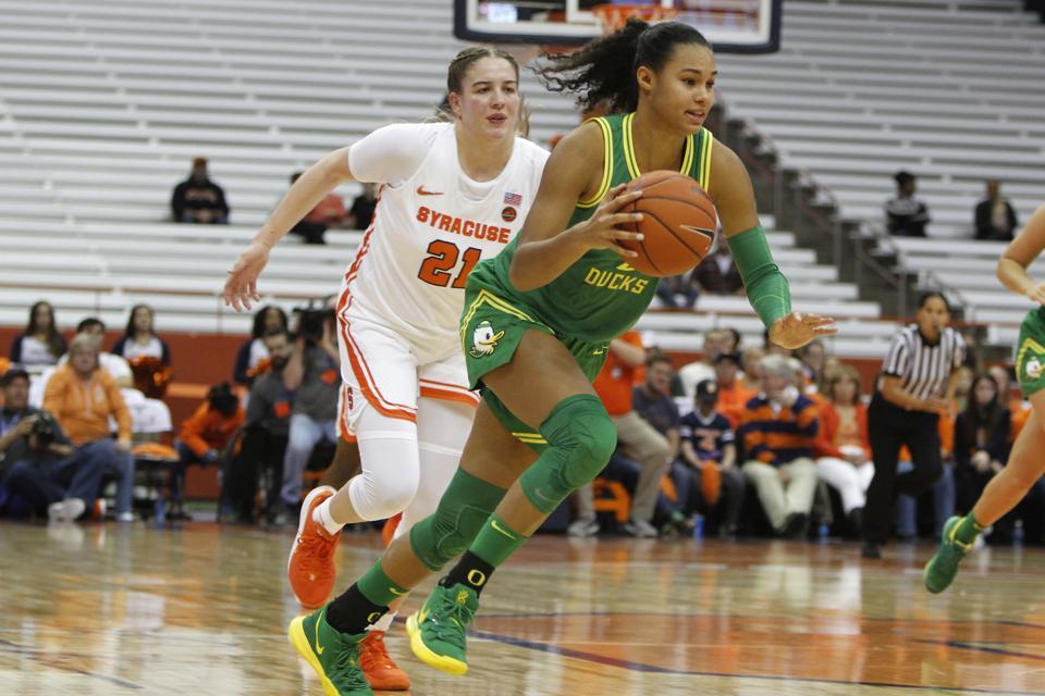 Oregon Syracuse Basketball