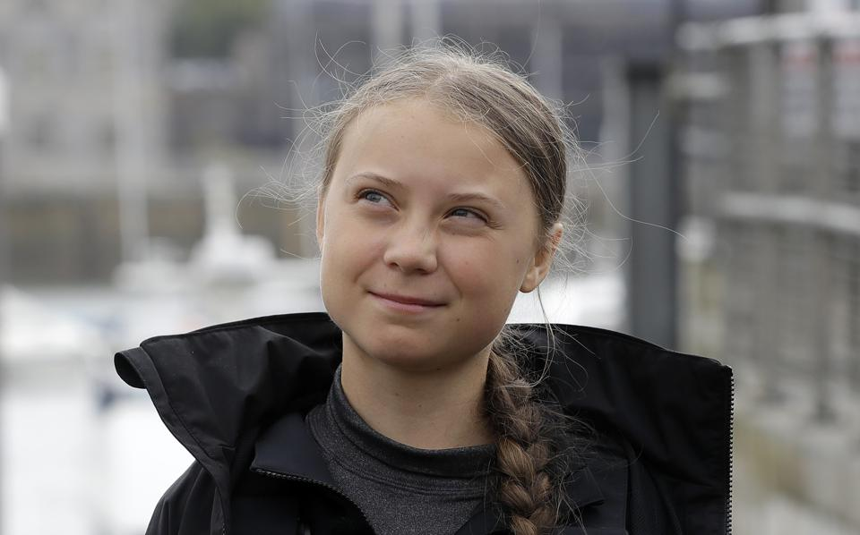 After Thunberg gave a speech at the 2018 UN climate change conference, student school strikes began cropping up around the world.