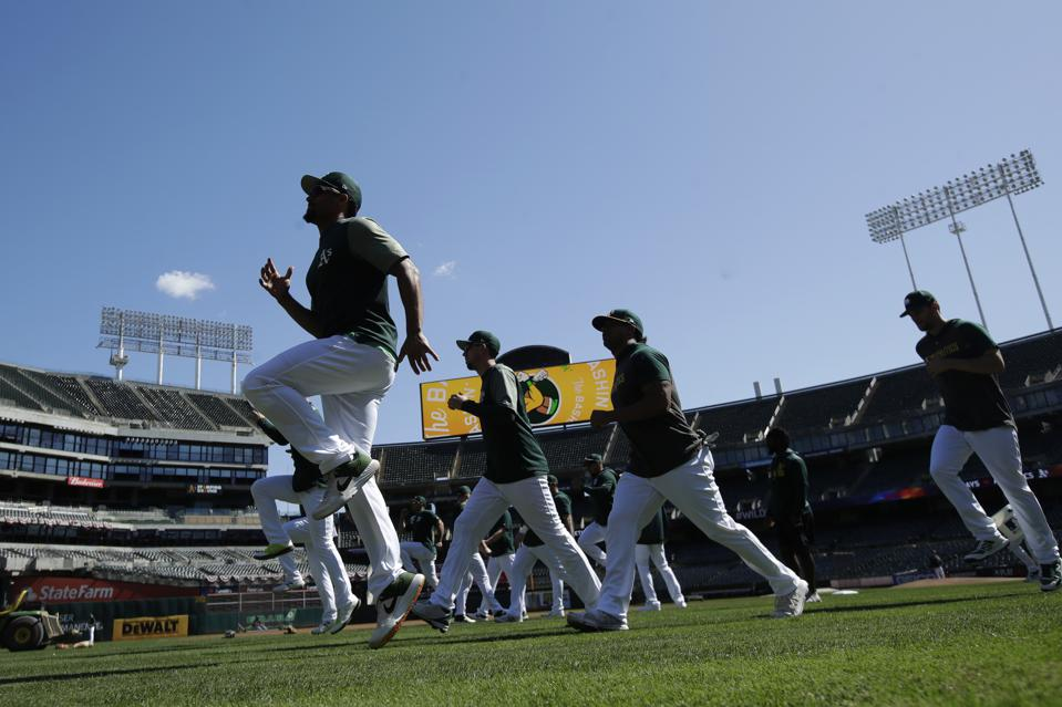 The Oakland A's Lost With Their B Team