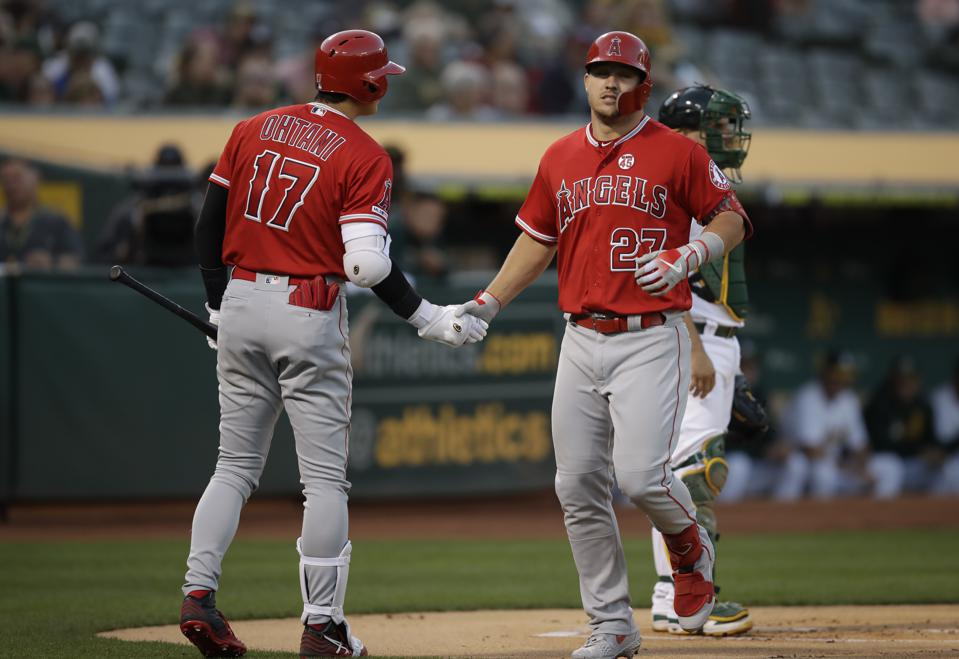 Let's Make This Perfectly Clear: Mike Trout Should Be The American League MVP