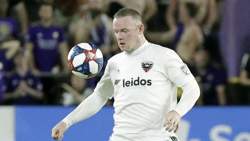 MLS DC United Soccer