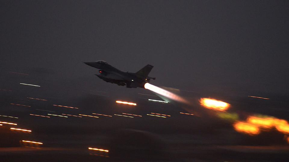 The Cost Of The Air War Against ISIS Has Reached $11 Billion [Infographic]