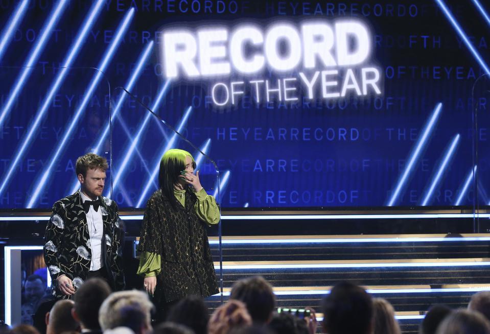 APTOPIX 62nd Annual Grammy Awards