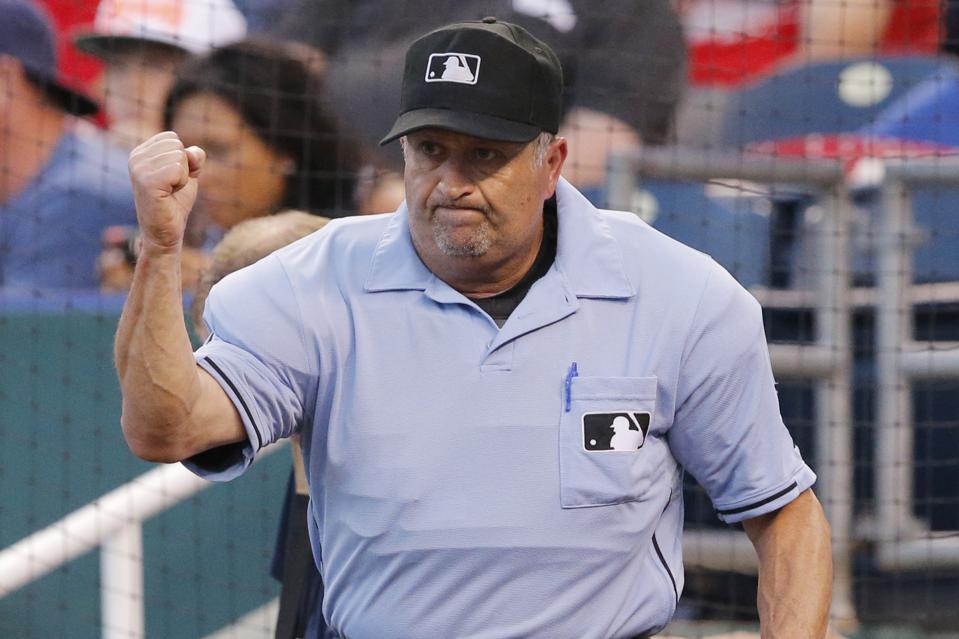 Gay Umpire Baseball