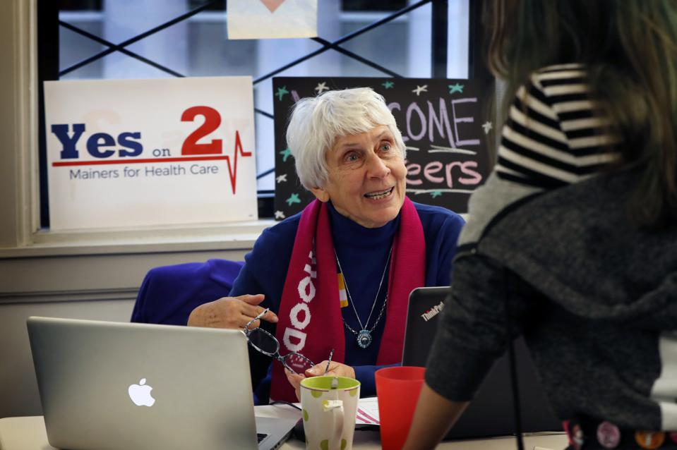 Medicaid Expansion Wins In Maine In Victory For Obamacare