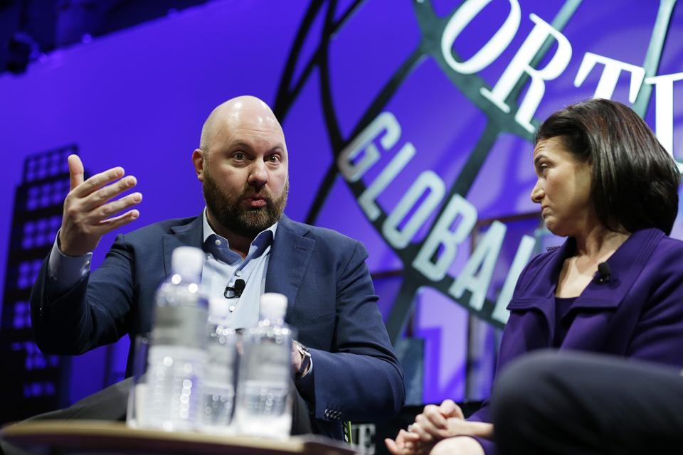 Marc Andreessen announced the launch of a16z Crypto earlier this year.