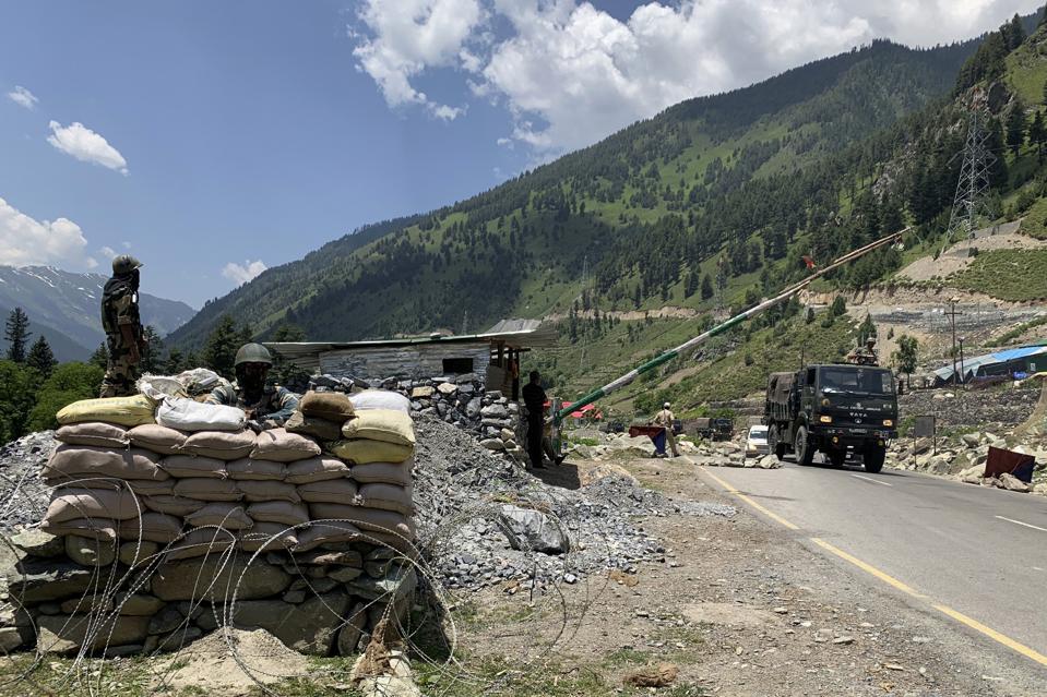India China Himalayan Standoff