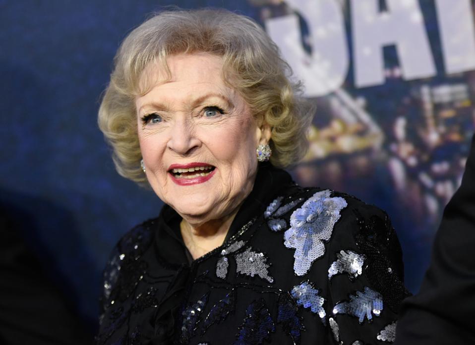 Betty White Turns 98