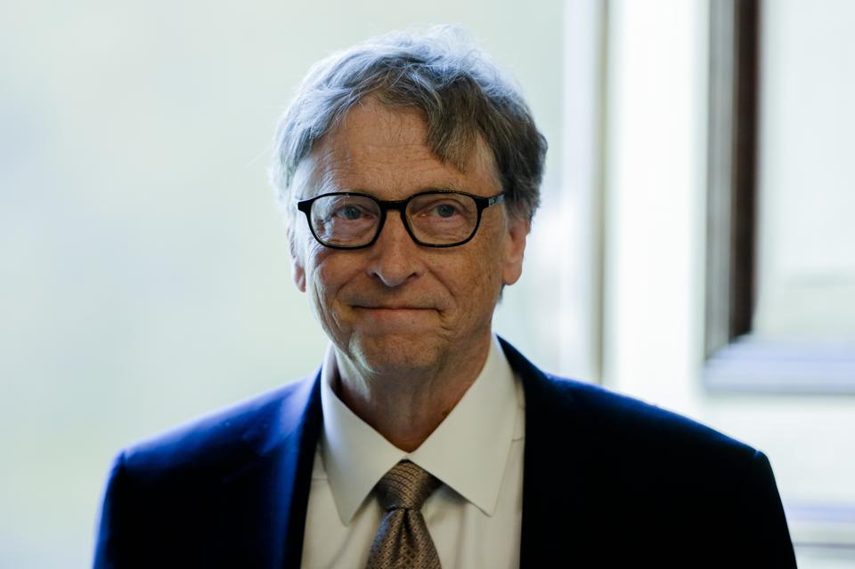 Germany Bill Gates